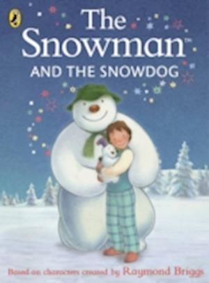 Bog, papbog The Snowman and the Snowdog af Raymond Briggs