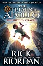 Hidden Oracle (The Trials of Apollo Book 1) (Trials of Apollo)