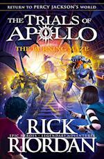 Burning Maze, The (PB) - (3) The Trials of Apollo - C-format