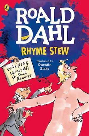 Bog, paperback Rhyme Stew af Roald Dahl