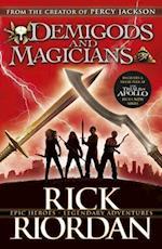 Demigods and Magicians (Demigods and Magicians, nr. 4)
