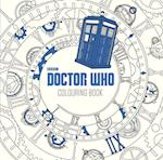 Doctor Who: The Colouring Book (Doctor Who)