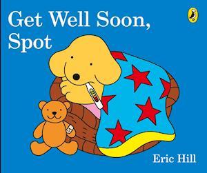 Bog, papbog Get Well Soon, Spot af Eric Hill
