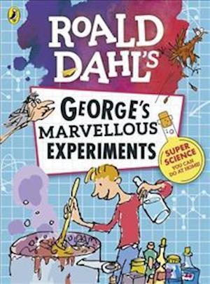 Bog, paperback Roald Dahl: George's Marvellous Experiments
