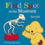 Find Spot at the Museum (Spot)