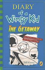 Diary of a Wimpy Kid: The Getaway (book 12) (Diary of a Wimpy Kid)