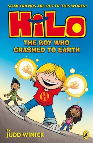 Bog, paperback Hilo: The Boy Who Crashed to Earth af Judd Winick