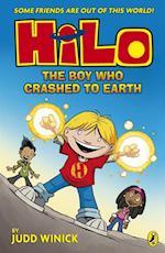 Hilo: The Boy Who Crashed to Earth (Hilo Book 1) (Hilo)