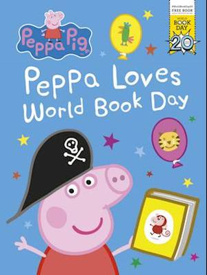 Bog, paperback Peppa Pig: Peppa Loves World Book Day! World Book Day 2017