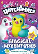 Hatchimals: Magical Adventures Sticker Activity Book (Hatchimals)