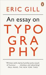Essay on Typography af Eric Gill
