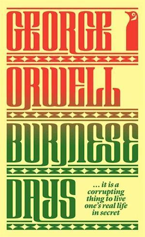 Bog paperback Burmese Days af George Orwell