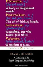 A Dictionary of the English Language: an Anthology af Samuel Johnson, David Crystal