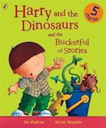 Harry and the Dinosaurs and the Bucketful of Stories af Adrian Reynolds, Ian Whybrow