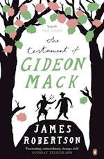 Testament of Gideon Mack af James Robertson