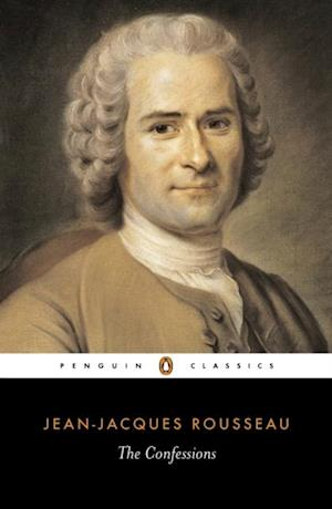 Confessions af Jean-jacques Rousseau