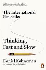 Thinking, Fast and Slow af Daniel Kahneman
