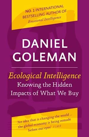 Ecological Intelligence af Daniel Goleman