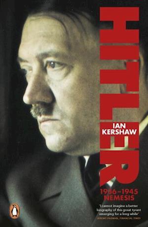 Hitler 1936-1945 af Ian Kershaw