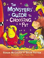 Monsters' Guide to Choosing a Pet