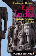Penguin History of Early India af Romila Thapar