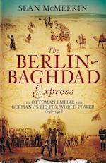 Berlin-Baghdad Express af Sean McMeekin
