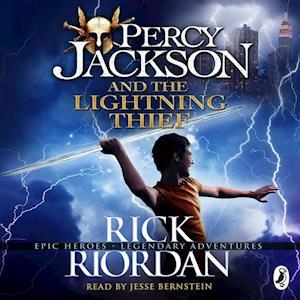 Percy Jackson and the Lightning Thief af Rick Riordan