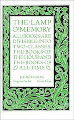 Lamp of Memory af John Ruskin