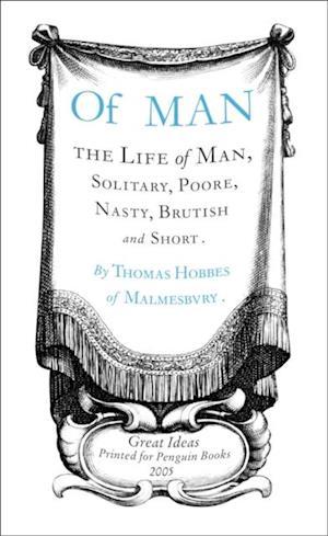 Of Man af Thomas Hobbes