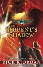 Serpent's Shadow (The Kane Chronicles Book 3) (Kane Chronicles)