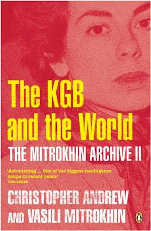 Mitrokhin Archive II af Christopher Andrew
