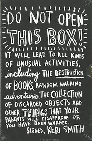 Bog ukendt format Do Not Open This Box: Keri Smith Deluxe Boxed Set af Keri Smith