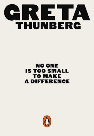 No One Is Too Small to Make a Difference (PB)