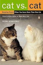 Cat vs. Cat af Pam Johnson-Bennett