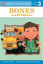 Bones and the Big Yellow Mystery (Puffin Easy-To-Read)