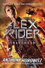 Snakehead af Anthony Horowitz