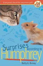Surprises According to Humphrey af Betty G. Birney