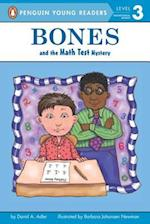 Bones and the Math Test Mystery (Puffin Easy-To-Read)