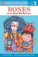 Bones and the Clown Mix-up Mystery (Puffin Easy-To-Read)