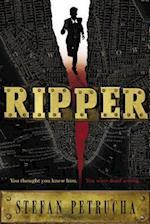Ripper af Stefan Petrucha
