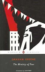 The Ministry Of Fear af Alan Furst, Graham Greene