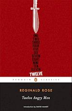 Twelve Angry Men af Reginald Rose, David Mamet