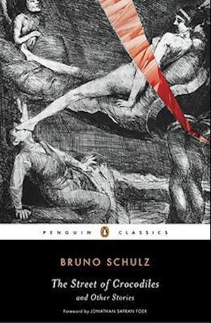 Bog, paperback The Street of Crocodiles and Other Stories af Bruno Schulz, Jonathan Safran Foer, Celina Wieniewska