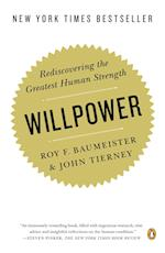 Willpower af Roy F. Baumeister