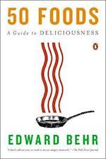 50 Foods af Edward Behr