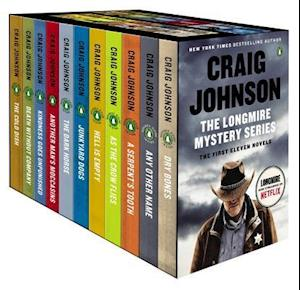 The Longmire Mystery Series