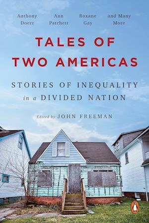 Bog, paperback Tales of Two Americas af John Freeman