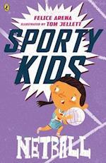 Netball (Sporty Kids)