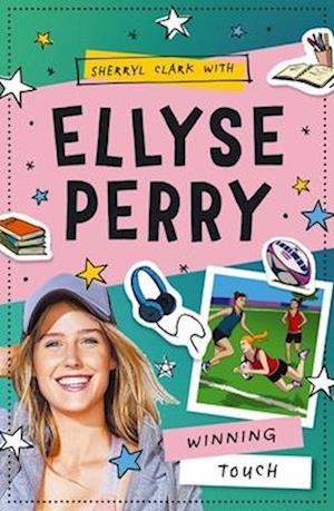 Bog, paperback Ellyse Perry af Ellyse Perry, Sherryl Clark