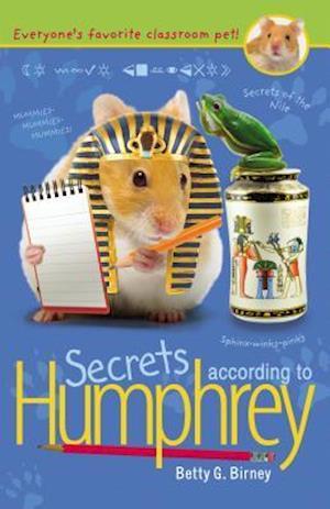 Bog, paperback Secrets According to Humphrey af Betty G Birney